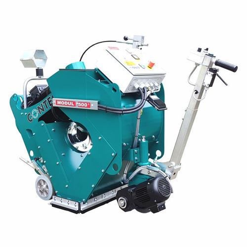 CONTEC Kugelstrahlmaschine MODUL 500 - Kompakt, beweglich, leistungsstark