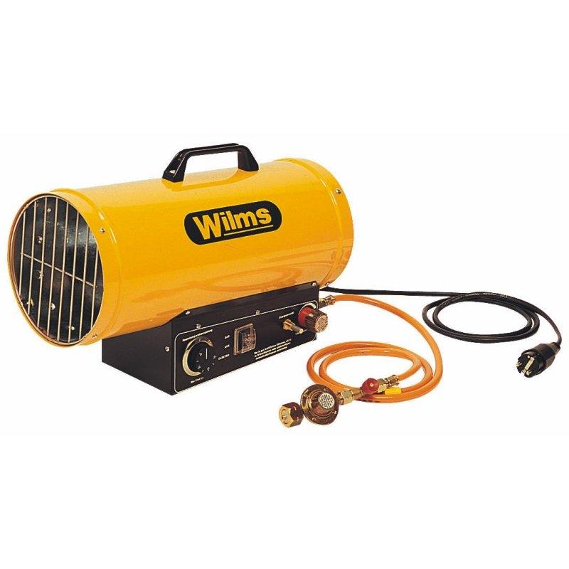 Wilms® GHE 26 TH - Gas-Elektro-Kombiheizer Duotherm®