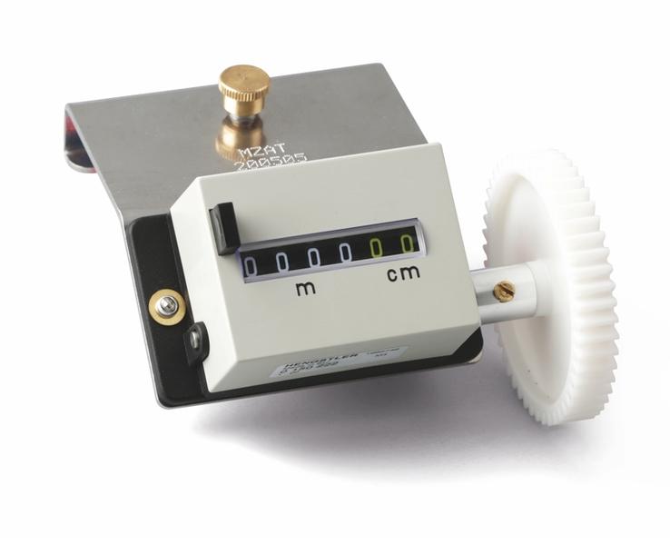 Tapofix AT Meterzähler - Mit hohem Messbereich bis 999,99 m