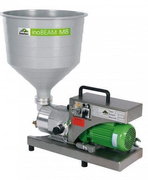 Inotec inoBEAM M8 Förderpumpe für flüssige und pastöse Materialien