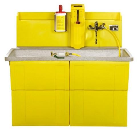 STROBBER WAW 1500 Werkzeug-Waschsystem - Effektiv und umweltschonend