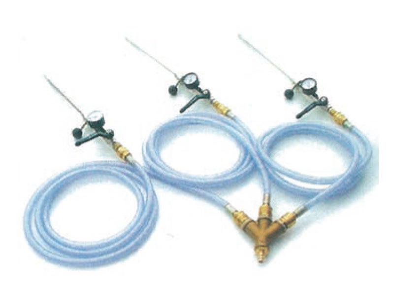 DUO-Pumpen Press-Set für Querschnittisolierung - Für DUO 6 bis DUO 20