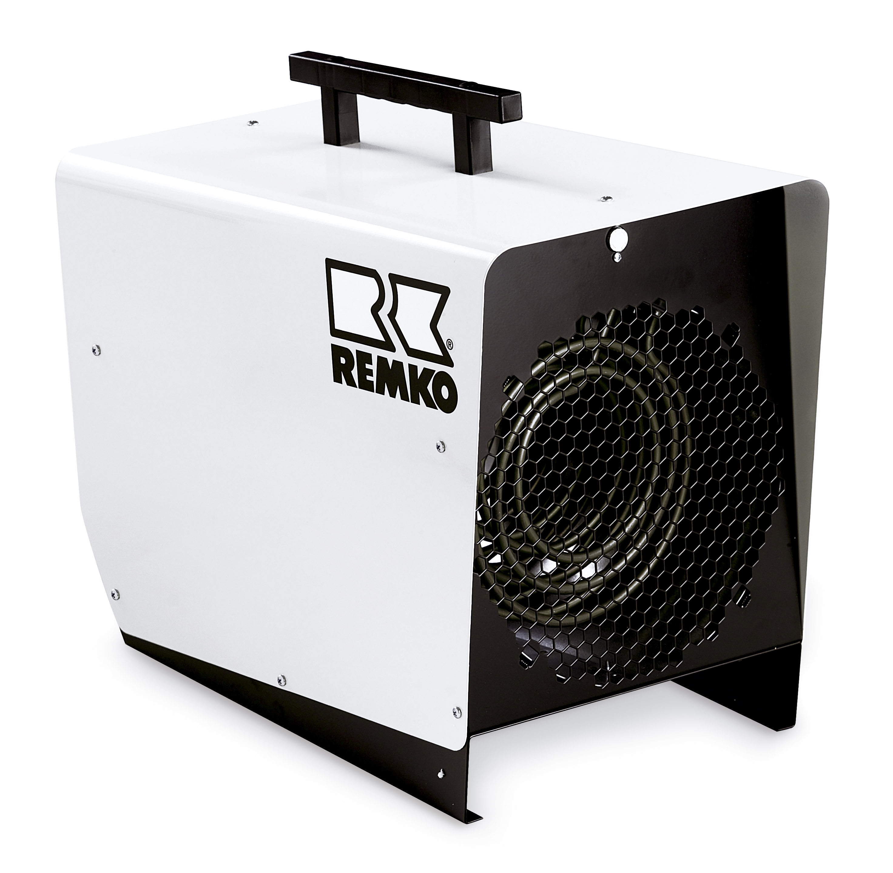 REMKO TX 9000 - Schnelle, saubere Wärme aus der Steckdose