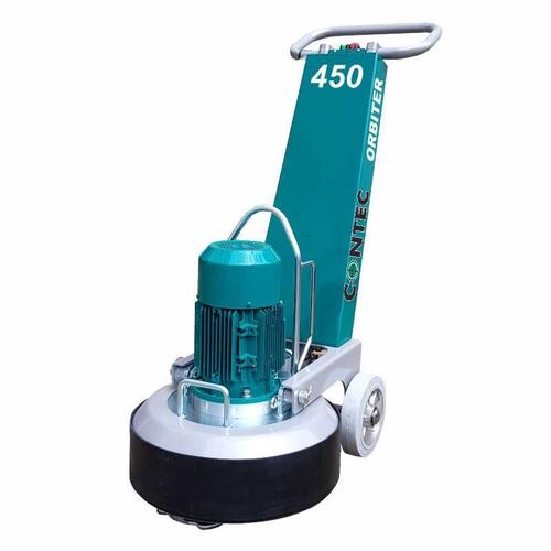 CONTEC Bodenschleifmaschine ORBITER 450 - Überzeugt durch kompakte Bauart