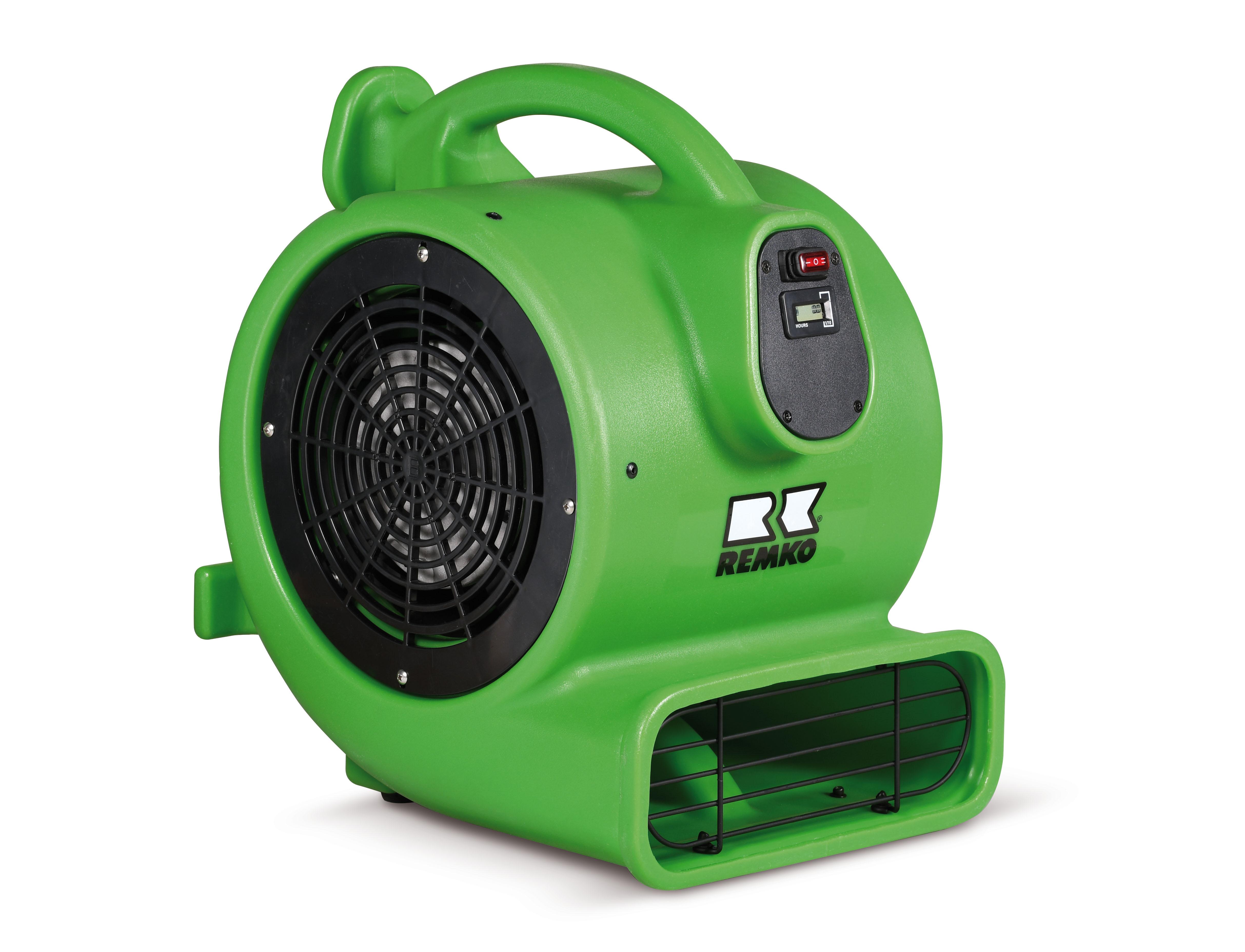 REMKO RTV 20 Turbo-Ventilator inkl. Stundenzähler