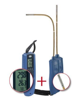 GANN Aktiv-Elektrode RH-T 37 BL FLEX 350 - Zubehör zu HYDROMETTE® BL UNI 11