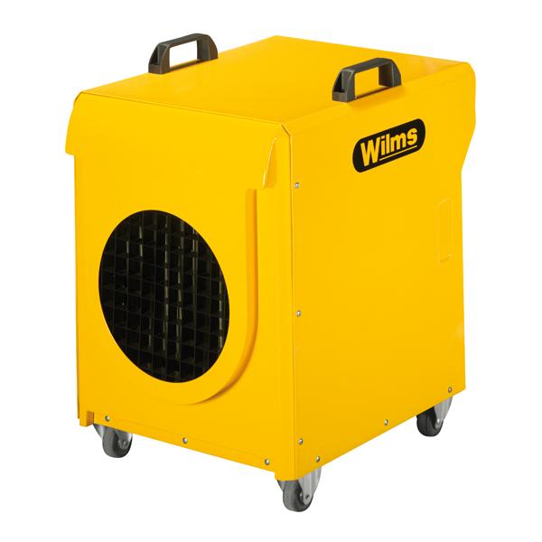 Wilms® EL 18 Elektro-Heißluftgebläse - Mit Axialventilator