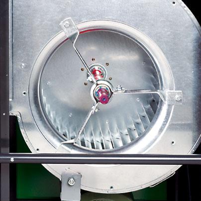 REMKO CLK 170-RV mit Gebläse-Ölbrenner - Der Kraftprotz unter den Heizautomaten