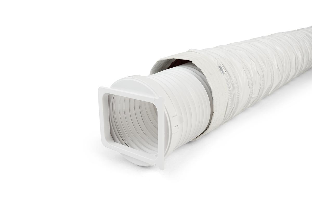Climia Isolierschlauch 140mm x 1600mm - Zubehör um die Wärmeabstrahlung des Abluftschlauches zu verringern.