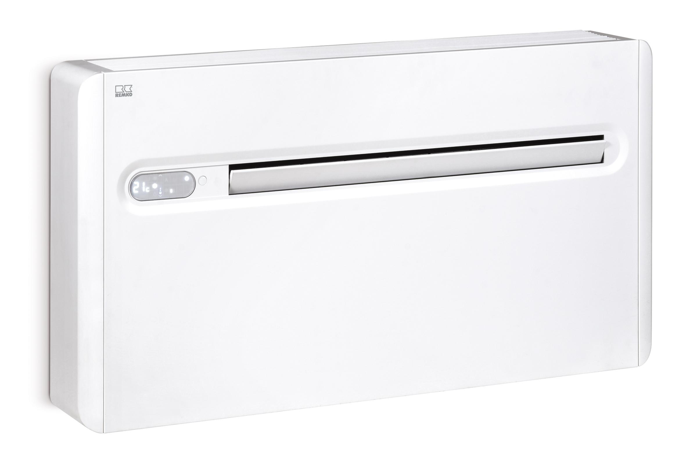 REMKO KWT 240 DC - Monobloc-Klimagerät ohne Außenteil zum Kühlen und Heizen EEK: A+ / A