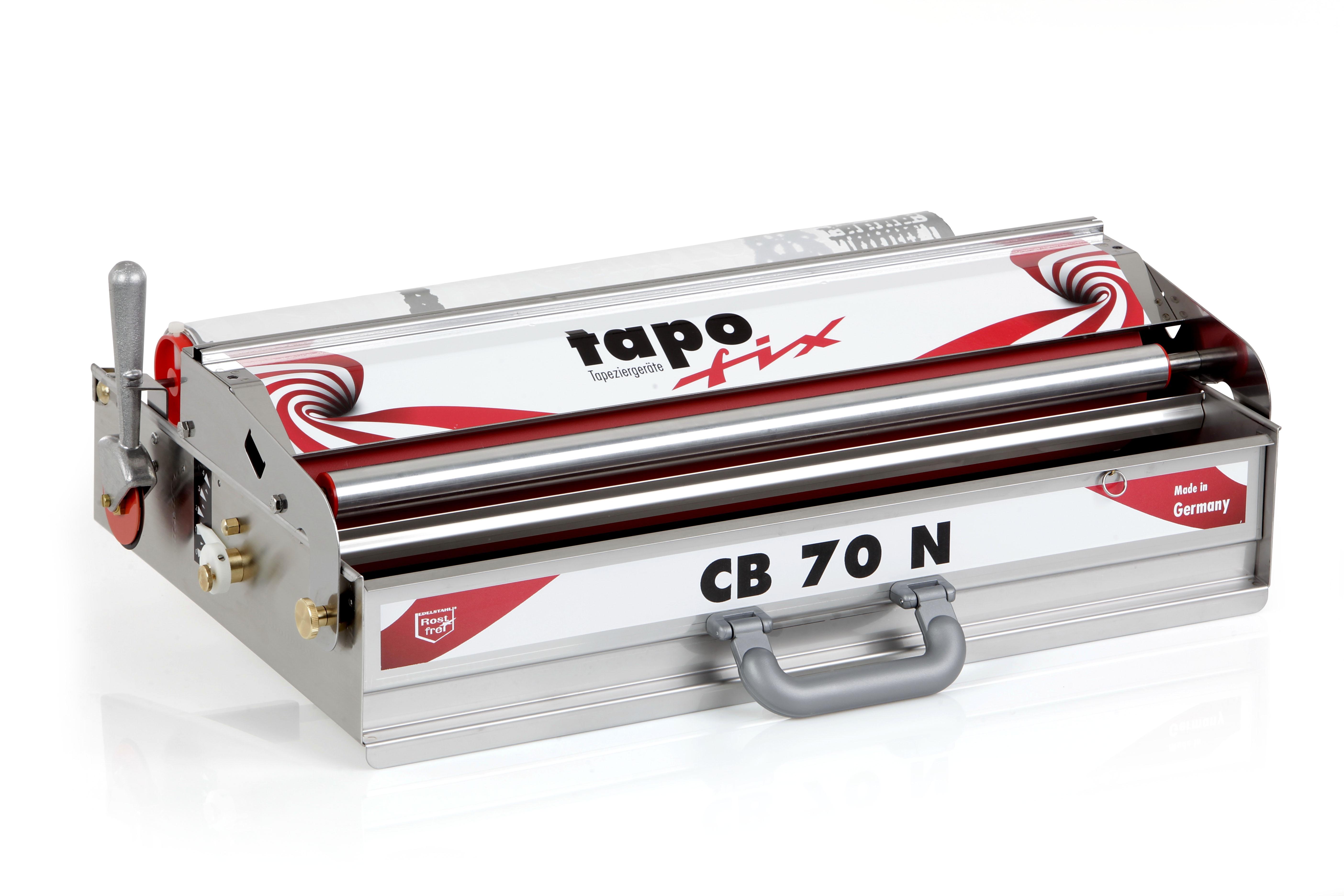 Tapofix Kofferset CB 70 N - Komplettset mit Tapeziergerät und Meterzähler