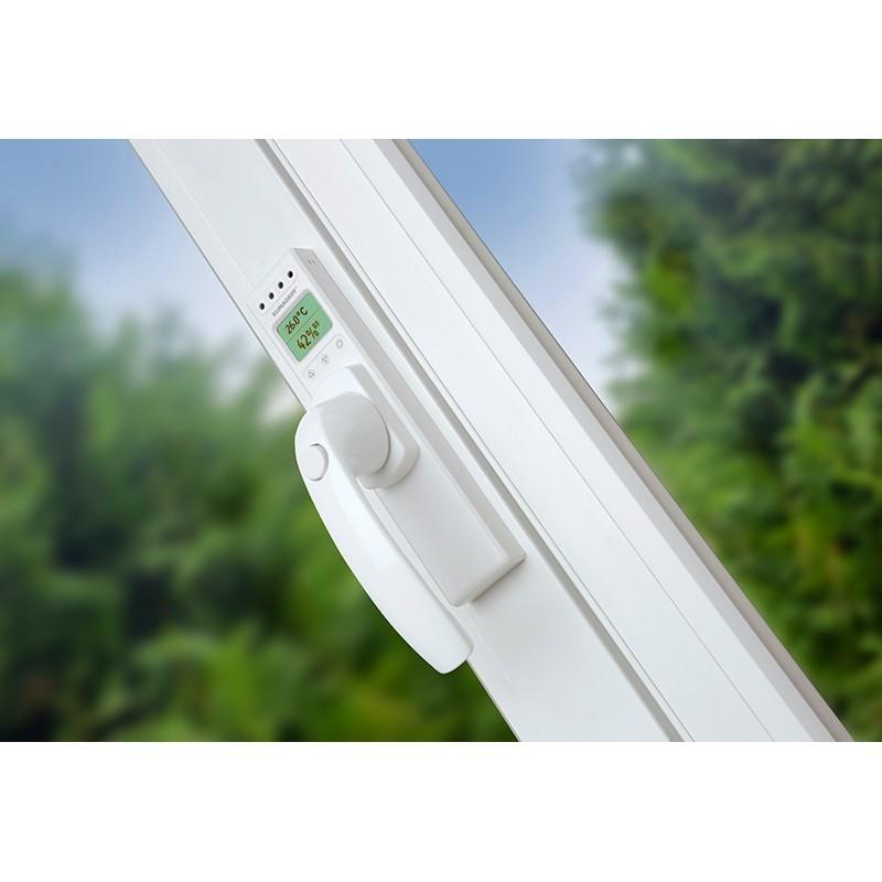 Klimagriff Control - Lüftungsassistent mit Bluetooth Funktion