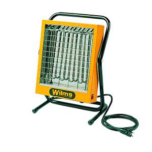 Wilms® IR 3 Elektro-Infrarotstrahler - Zur gezielten Punktbeheizung