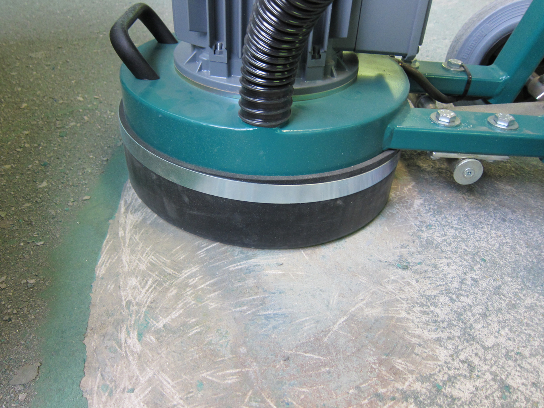 CONTEC OMEGA® 400 V - Bodenschleifgerät für Profis