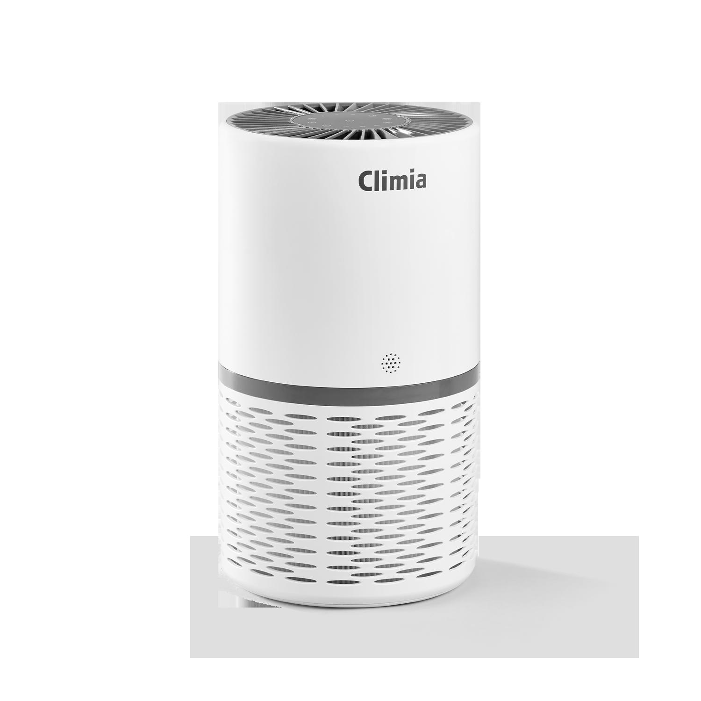 Smarter Climia Luftreiniger CLR 250 mit 3-in-1 True-HEPA Luftfilter und Aktivkohlefilter