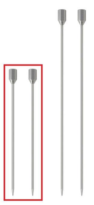 Gann Einsteck-Elektrodenspitzen M 20-HW 200