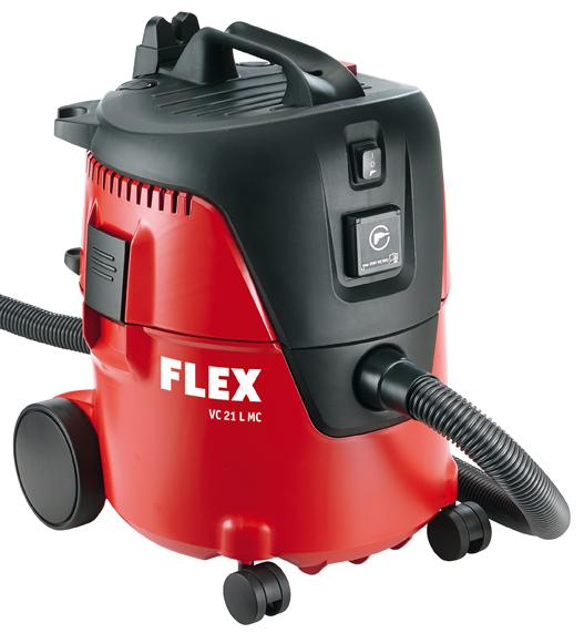 FLEX VC 21 L MC Sicherheitssauger mit manueller Filterabreinigung, 20 l, Klasse L