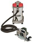 Wilms® WS 2650AS Nass- und Trockensauger - Mit Schaltautomatik zur Staubansaugung an Elektrowerkzeugen