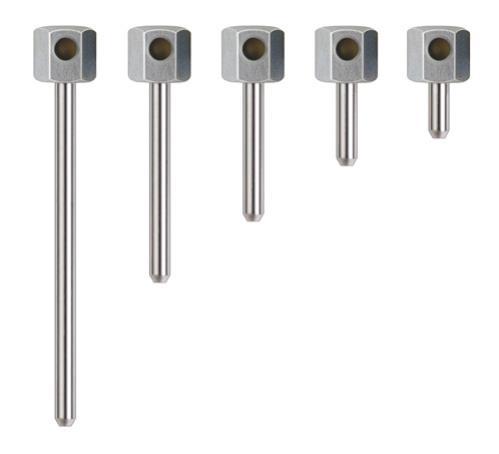 Gann Elektrode aus V2A, 70 mm - 1 Stück