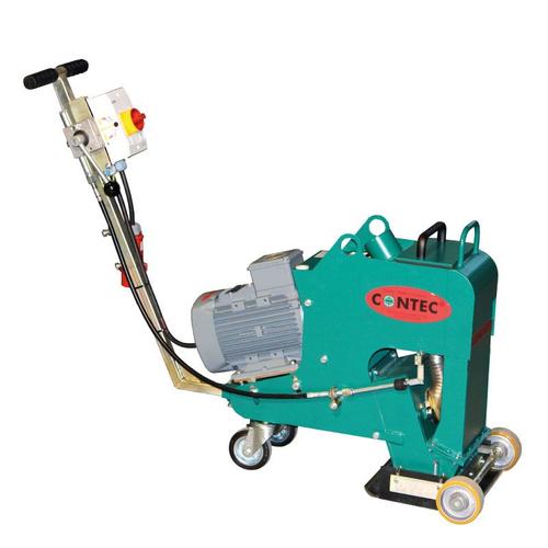 CONTEC Kugelstrahlmaschine ELEPHANT® 400 V - Mit Antrieb