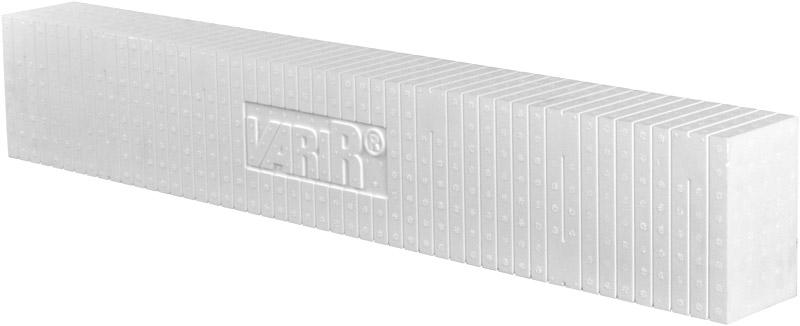 Montagequader VARIR 160x100mm - 1m Länge