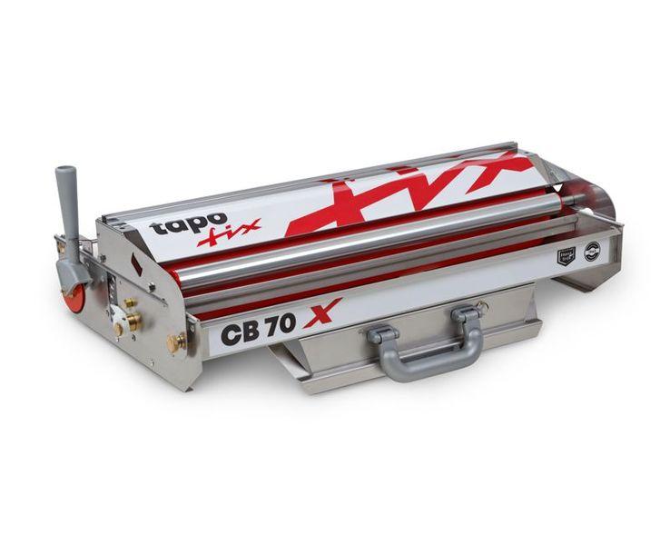 Tapofix Tapeziergerät CB 70 X - Mit neuem Kleisterkasten