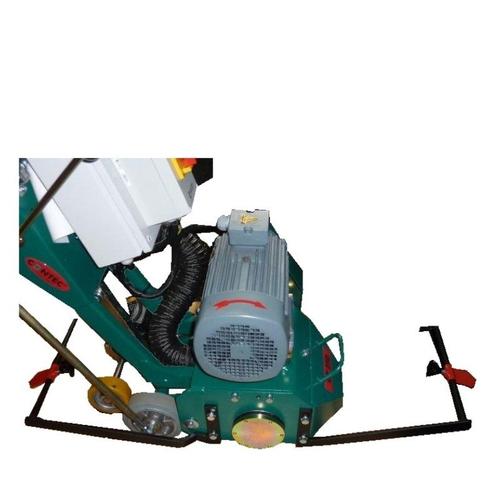 CONTEC Visiereinrichtung - Zubehör zu CONTEC Bodenfräse CT 250® EA