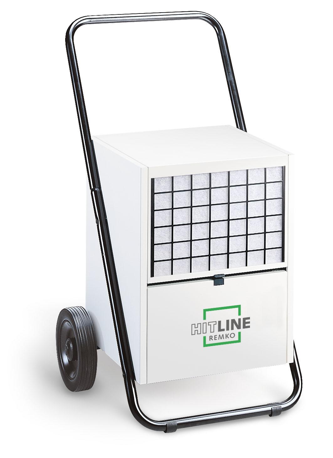 REMKO SERIE ETF 500-600 ECO - Leistungstarker Luftentfeuchter in robuster Ausführung